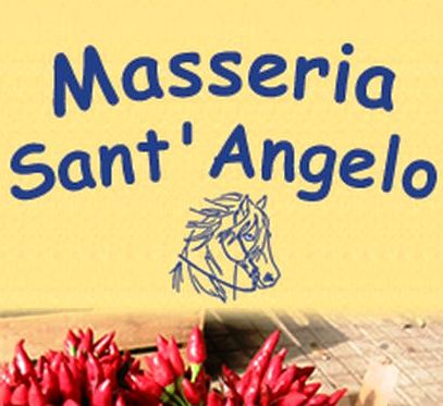 Logo Masseria Sant'Angelo
